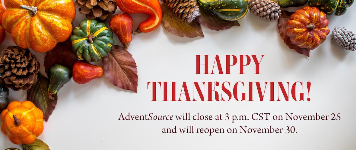 AS Thanksgiving
