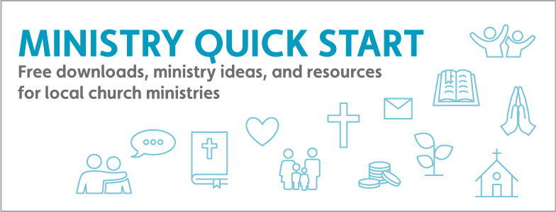 ministry quick start