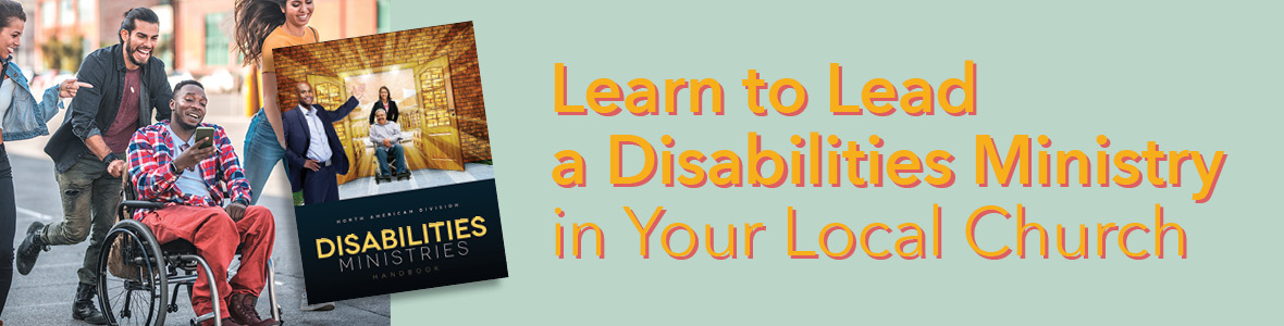 Disabilities Ministries Handbook