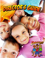Investigation Station VBS Director's Guide (English)