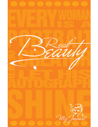 Real Beauty Journal (Pack of 10)