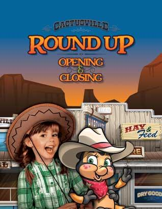 Cactusville VBX Round Up - (Opening & Closing)