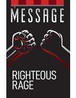Message: Righteous Rage - Package of 100