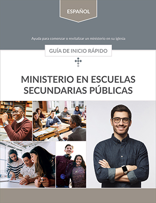 Public High School Ministries Quick Start Guide (Spanish)