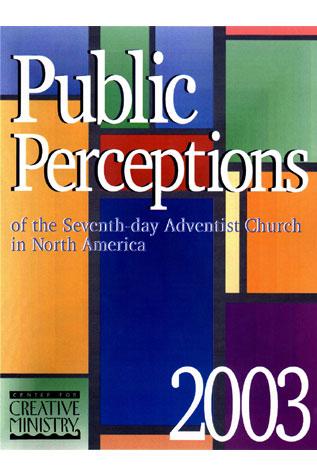 Public Perceptions CD