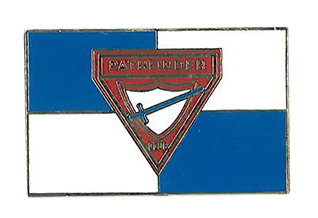 Pathfinder Flag Pin