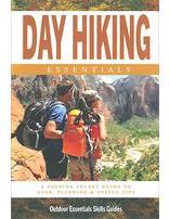 Day Hiking Essentials Pocket Guide