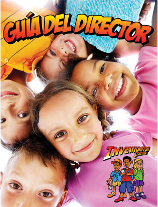 Investigation Station VBS Director's Guide (Spanish)