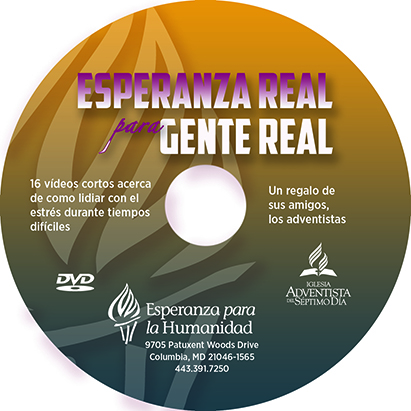 Hope for Humanity Spanish DVD