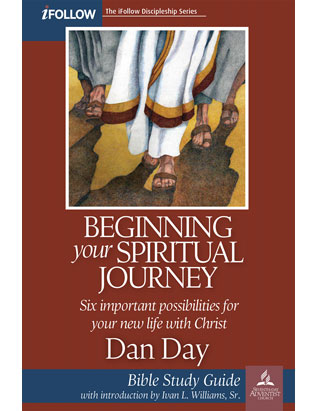 Beginning Your Spiritual Journey - Bible Study Guide