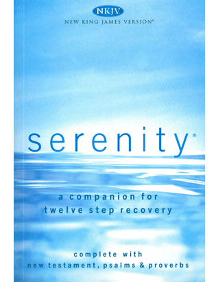 Serenity - A Companion for Twelve Step Recovery
