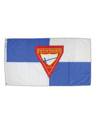 Bandera de Conquistadores de Exterior 3'x5'