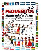 Children Following Jesus (Spanish)