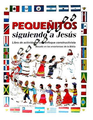 Children Following Jesus (Spanish)