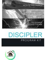 Growing Together SS Curriculum 1st Qtr 2019 - Discipler Teacher's Quarterly