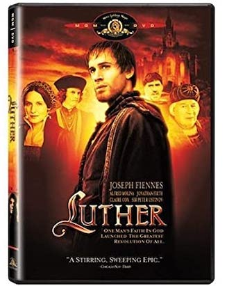 Luther - DVD Starring Joseph Fiennes