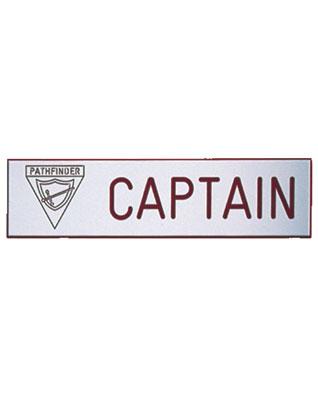 Distintivo de Capitán