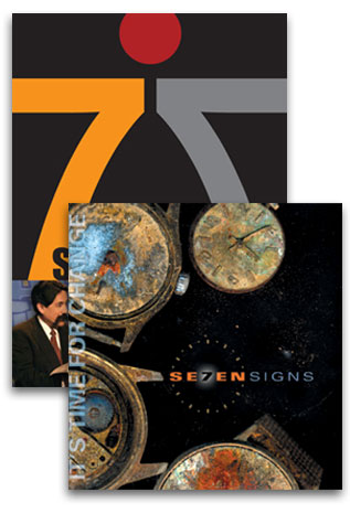 Seven Signs DVD Combo Set (Spanish)
