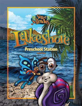 Sea of Miracles VBX Lakeshore Preschool Manual
