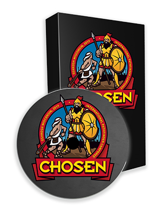Oshkosh 19 Chosen 6 DVD set