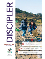Growing Together Discipler Student Quarterly  (qty of 5) - 4th Quarter
