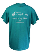 InStep for Life Shirt (Green)