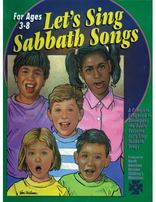 Let's Sing Sabbath Songs Songbook