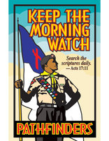 Keep the Morning Watch Bulletin Cover Package of 100