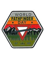 World Pathfinder Day Pin