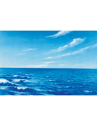 Water and Sky Background (Small)