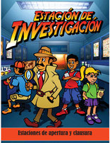 Investigation Station VBS Opening & Closing Leader's Guide (Spanish)