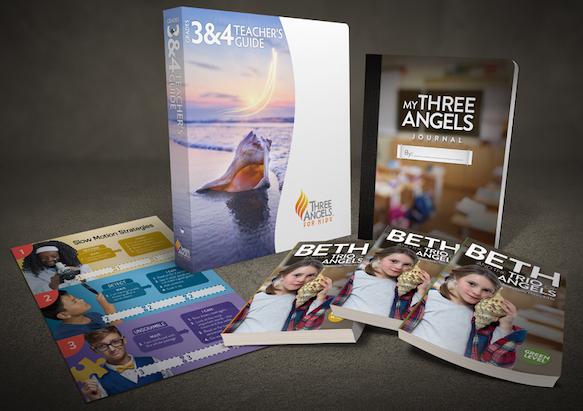 Grades 3-4 Teachers Kit - Three Angels Curriculum