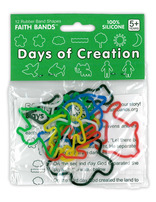 Days of Creation Faith Bands- Set
