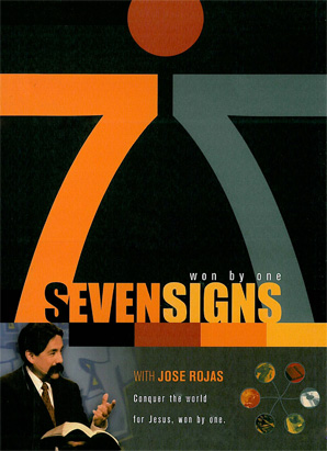Seven Signs: Won by One DVD Set (English)