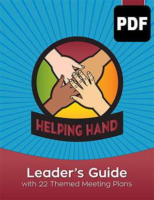 Helping Hand Leaders Guide - DL