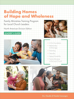 Blding Homes of Hope/Wholeness Leade