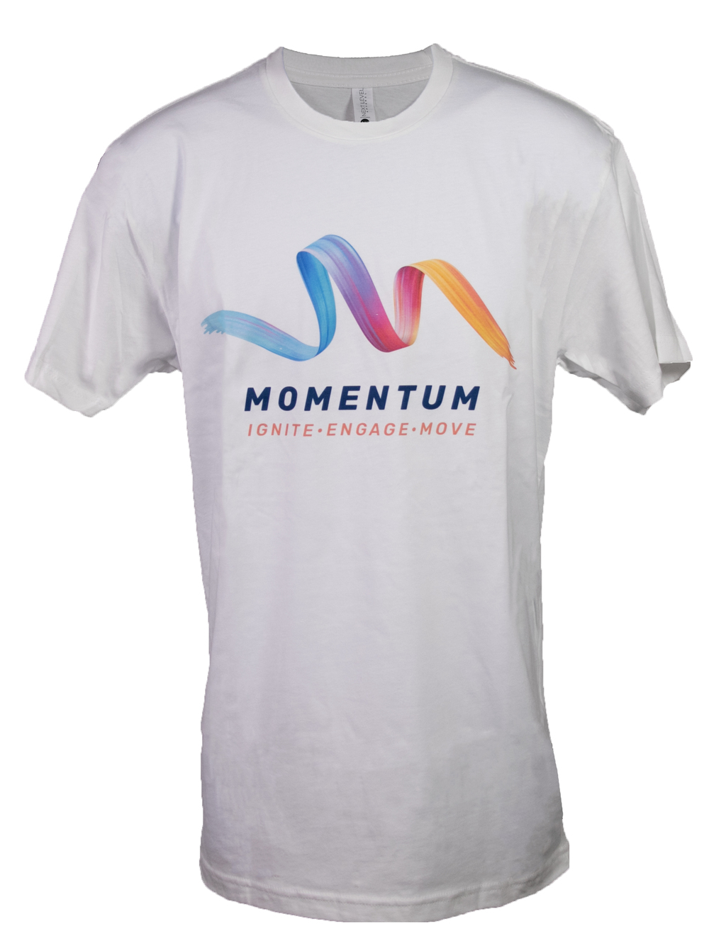 Youth Ministries Momentum T-Shirt White