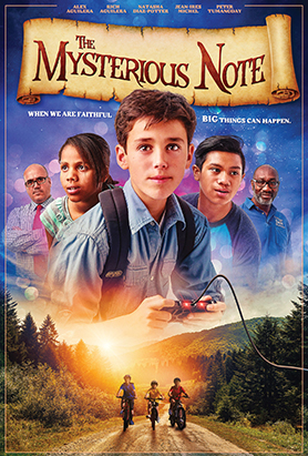 The Mysterious Note - DVD