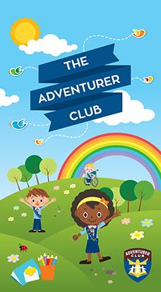 Adventurer Club Brochure Package of 100