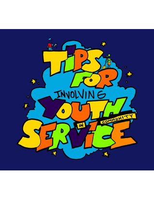Tips for Involving Youth in Community Service