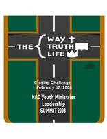 2008 NAD Youth Summit CD: Closing Challenge