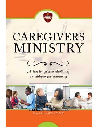 Caregivers Ministry Manual