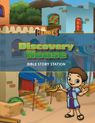 Heroes VBS Discovery House Guide (Bible Story Station)