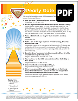 Helping Hand Pearly Gates Award - PDF Download