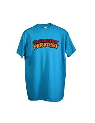 Destination Paradise VBS T-Shirt
