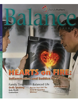 Hearts on Fire - Balance Magazine (Pack of 50)