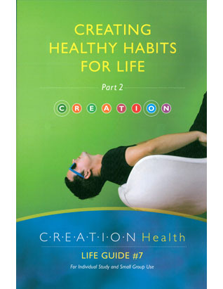 Creating Health Habits for Life - Part 2