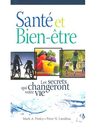 Health & Wellness - Secrets that will Change Your Life - Case of 100 - French