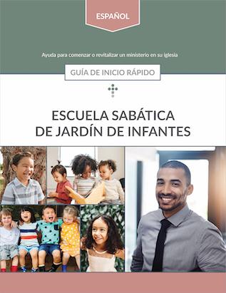 Kindergarten Sabbath School Quick Start Guide (Espagnol)
