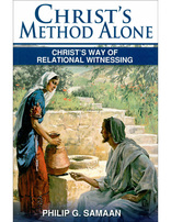 Christ's Method Alone